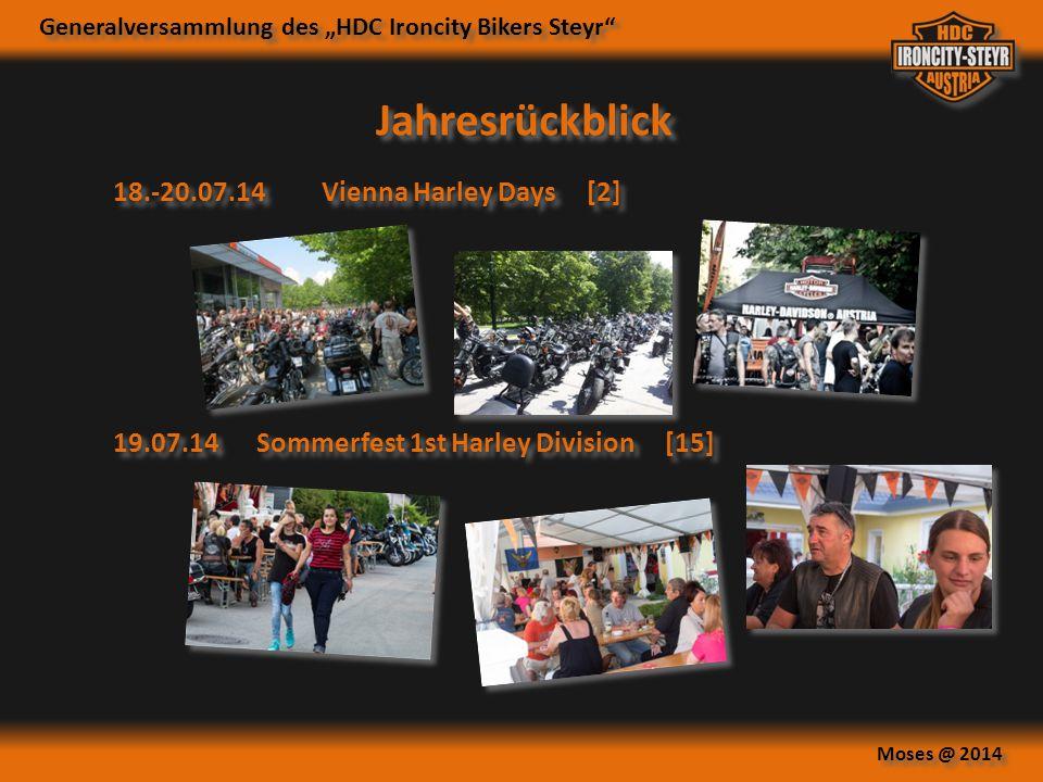 Jahresrückblick 18.-20.07.14 Vienna Harley Days [2]